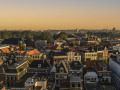 Sky view Leeuwarden