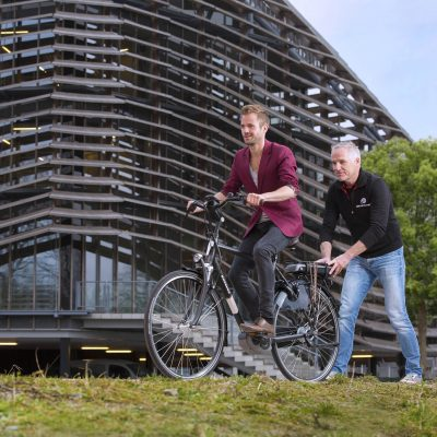 Opdrachtgever: Team Communicatie / campagne Batavus e-bike specialist