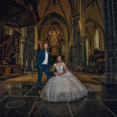 Bruiloft Martijn en Maria