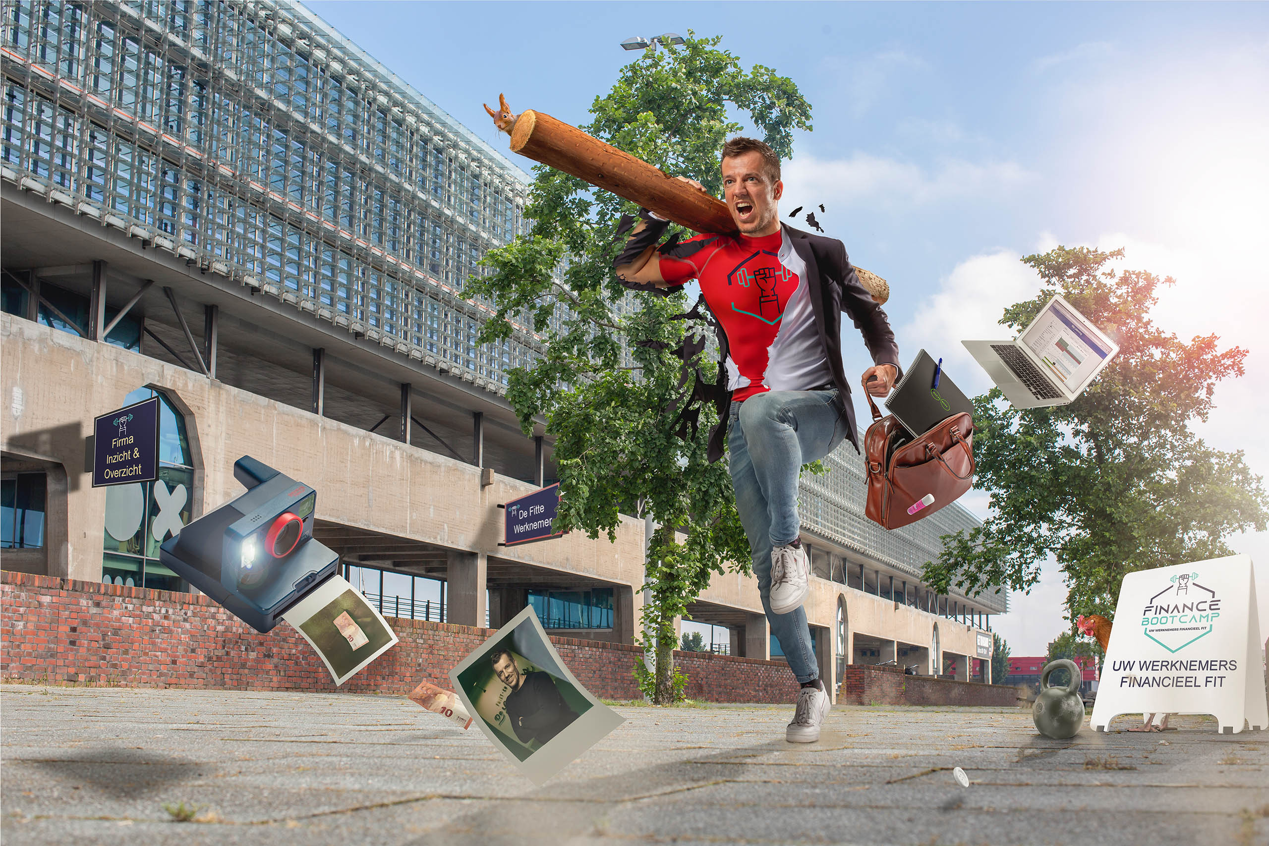In opdracht van Finance Bootcamp te Dordrecht