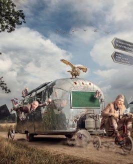 Dubbelslag voor Daniël Wenzel: Goud en Beste Foto van het Jaar