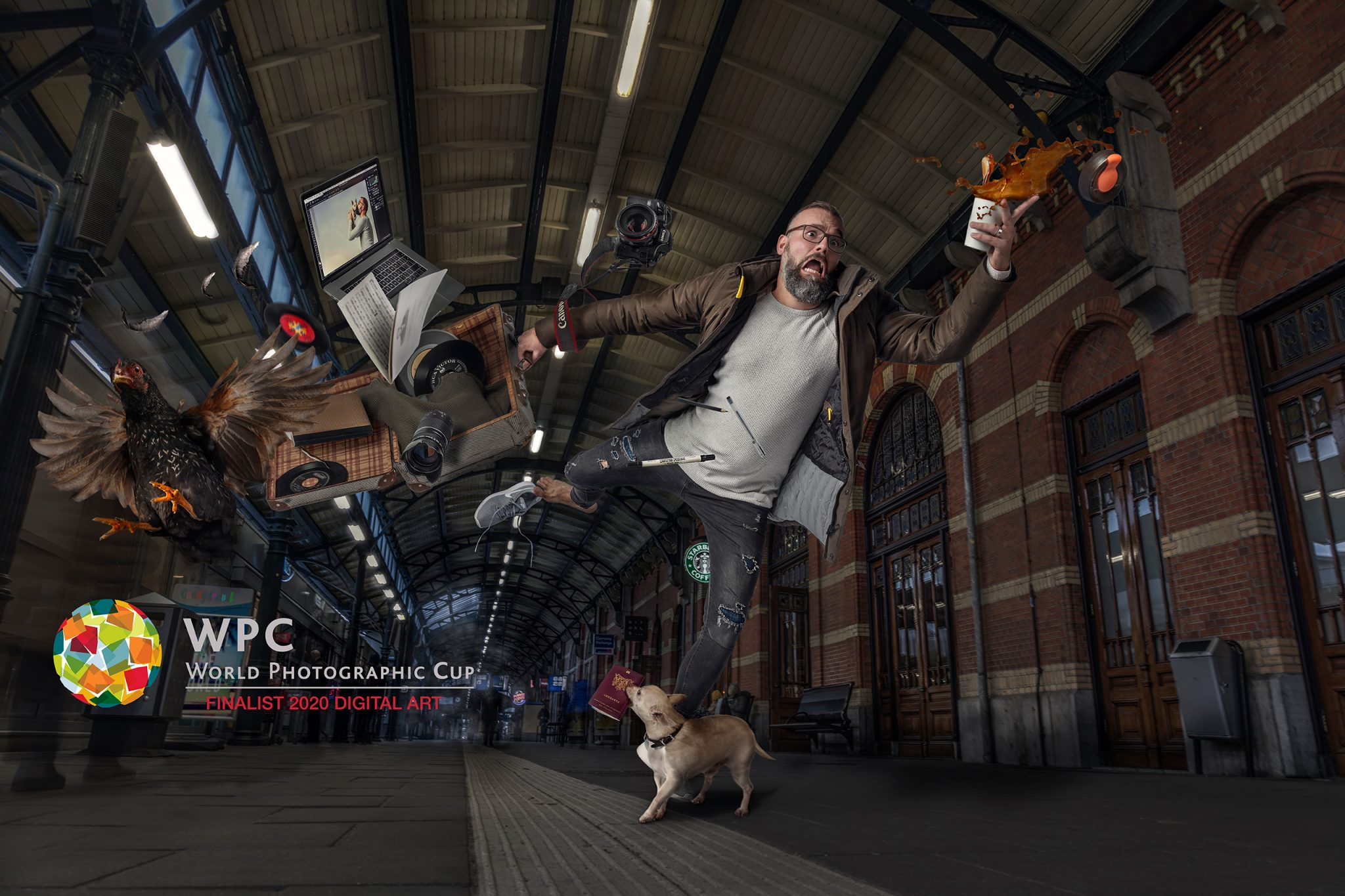 Finalist 2020 World Photographic Cup