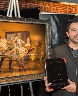 """Zilver Award voor """"PERSONALITY""""."""